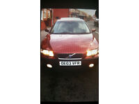 VOLVO S60 2.0 TURBO 2003 £730 !