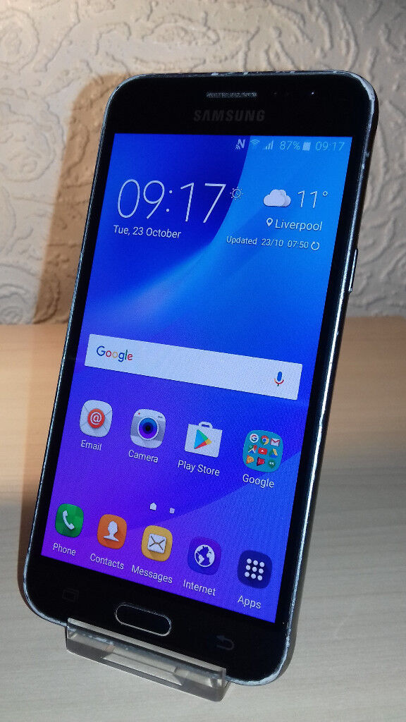 Samsung Galaxy J3 2016 SM-J320FN - O2 - Good Condition | in Old Swan,  Merseyside | Gumtree