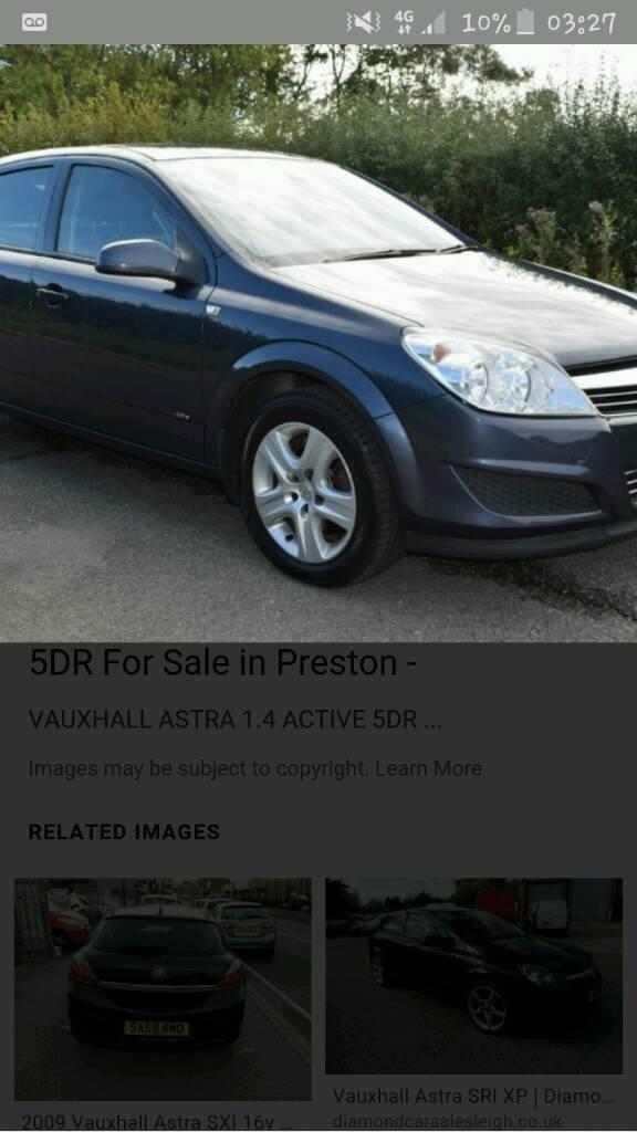 Vauxhall Astra 1.4 petrol | in Paddington, London | Gumtree