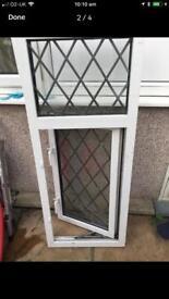 Double glass window