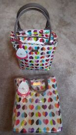 New Children's Insulated Cool / Lunch Bags - Confetti