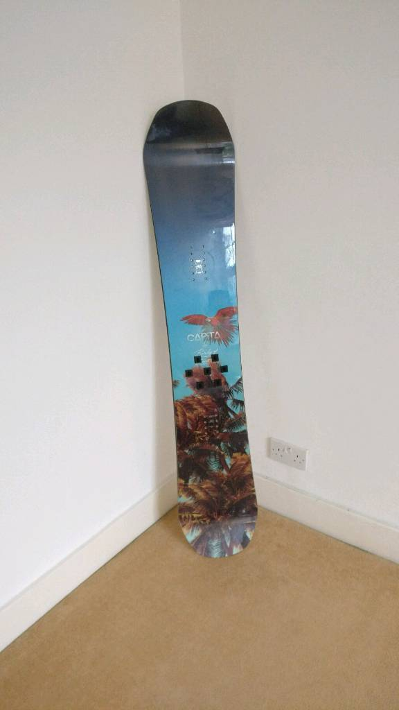 Capita women's Birds of a Feather 150 Snowboard
