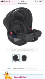 Brand new Graco snugride car seat
