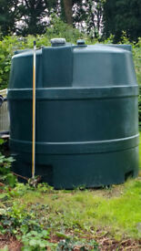 Central Heating Oil Tank approx. 1300Litre