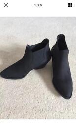 Black river island boots
