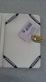 BRAND NEW SMALL TABLET CASE SUPER BLINGY !!!!!!!!!!!!