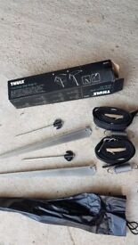 Thule hold down side strap kit for motorhome awning