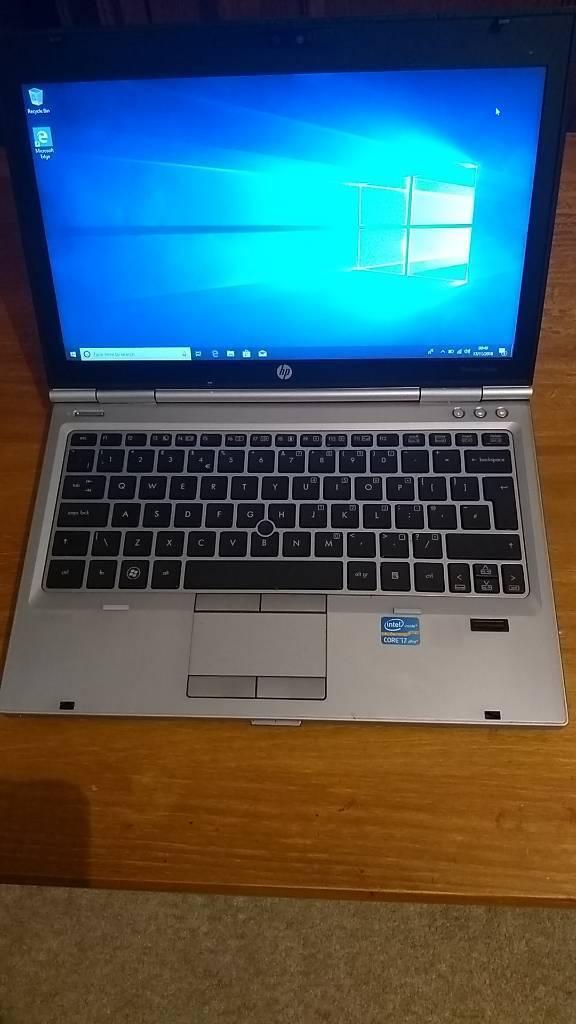 HP Elitebook 2560p 12 5