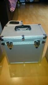 33rpm 10 12 inch vinyl LP EP record box flight case
