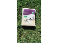 2 Unopened Pets at Home Woodshavings (Small Animal Bedding - Lemon Scented, Medium)