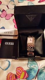 Guess genuine watch