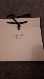 Links of London Silver Sweetie Bracelet - Brand New in Box