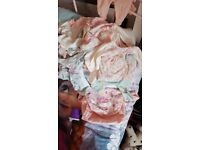 Baby annabell dolls changing bag and clothes