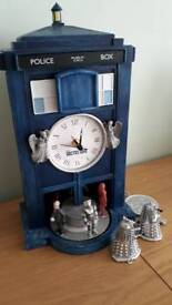 Dr. Who clock