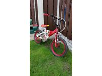 """bike 16"""" like new can deliver for a small charge"""