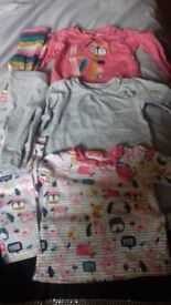 Girls 3-6 months small bundle 6 items