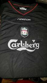 Old liverpool shirt. Large