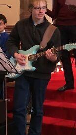 Lead guitarist seeks band