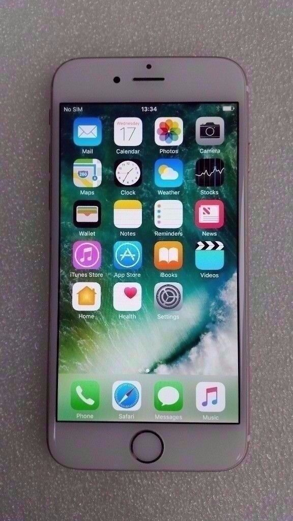 APPLE IPHONE 6S 16GB GOLD UNLOCKED WITH RECEIPT