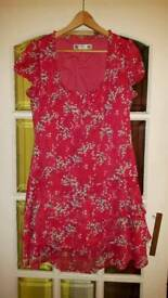 Lovely pink dress 12
