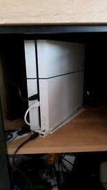 Ps4 console,ps vita,55 games on external hdd