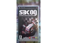 Superbike World Championship 09 (SBK 09) - PSP Game