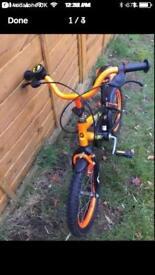 """Children's Bike 16"""""""