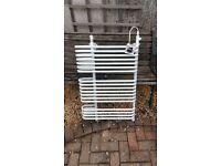 Dimplex 400watt towel rail