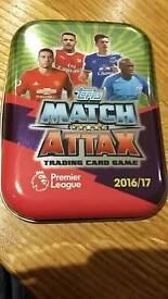 Match attax 2016/17