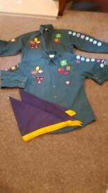 Scouts Shirts For Sale.Immaculate condition