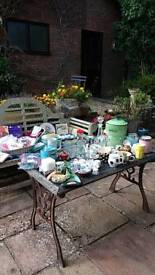 Huge job lot for car boot £30 ono