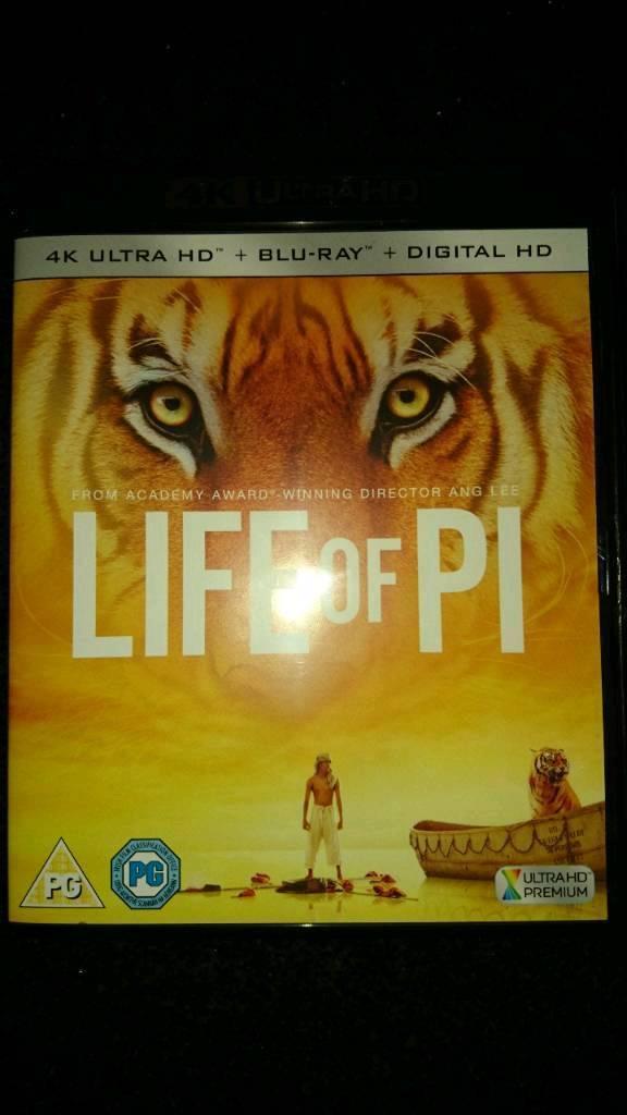 Ultra HD Life of Pi