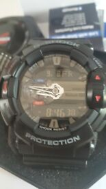 casio g shock bluetooth hybrid new