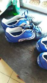 Football/rugby boots size 8