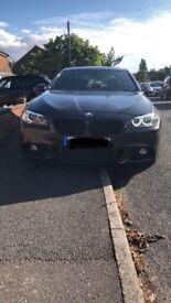2014 BMW 520d Msport+