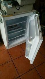 intergrated freezer