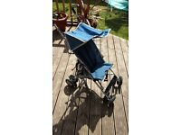 Chicco Stroller. £10. Used good condition. Ideal for car boot/holidays
