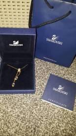 New Swarovski necklace