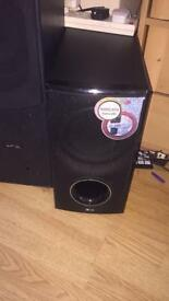 LG Wireless Subwoofer