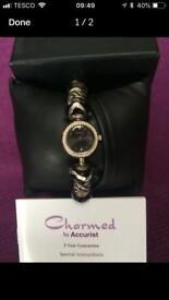 Charmed watch