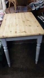 Gorgeous Farmhouse Kitchen Table