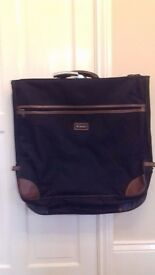 Delsey Suit/Overnight Bag