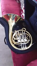 Bb french horn