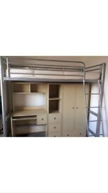 Cabin bed sold