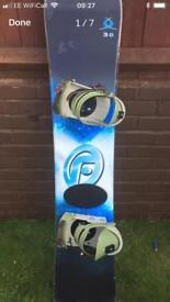 Snowboard 152cm