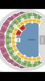 KIngs Of Leon -- Front Seats- mon 27/2 at hydro