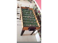 Table football converts to Pool Table, Glide Hockey & more - Ideal for Youngsters