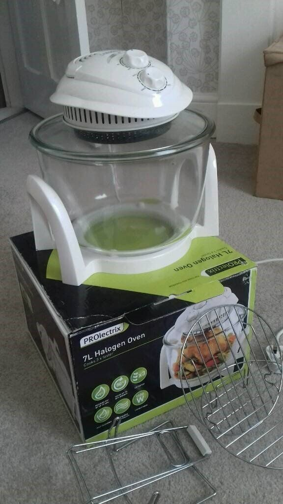 Halogen Cooker Excellent Condition Used Once In Stoke On Trent