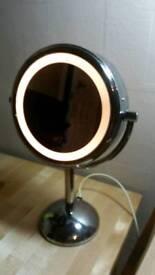 Boots no7 light up makeup mirror