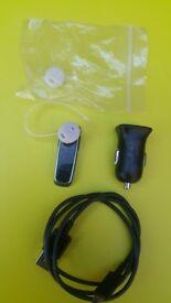 BLUETOOTH EARNPHONE ( PLATRONICS m55) . headphones, bluetooth ,